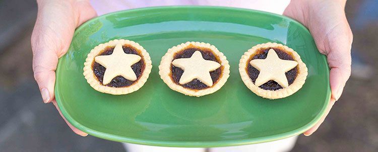 Christmas finger food ideas mince pies