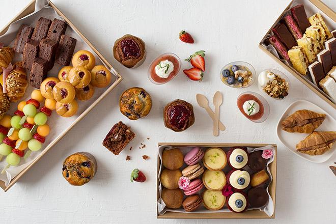 10 Food Ideas For Corporate Breakfast Meetings Vanilla Blue